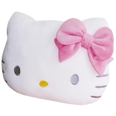 HELLO KITTY 頭型抱枕