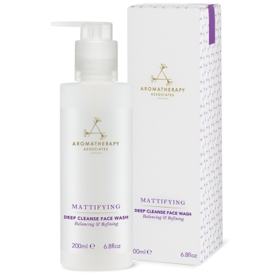 AA 潔面乳液 200ml (Aromatherapy Associates)