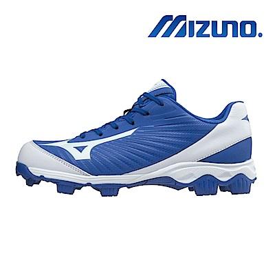 Mizuno 美津濃 男棒壘球鞋 藍 11GP175152