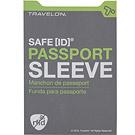 TRAVELON RFID防護護照套(灰)