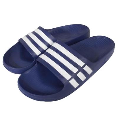 adidas Duramo 拖鞋 男鞋 女鞋