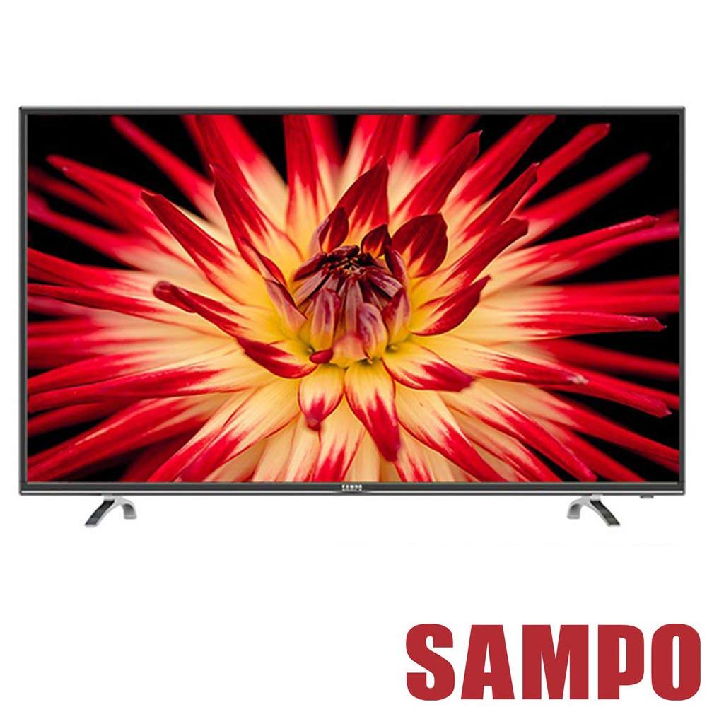 SAMPO聲寶 50吋低藍光LED液晶顯示器+視訊盒(EM-50AT17D)