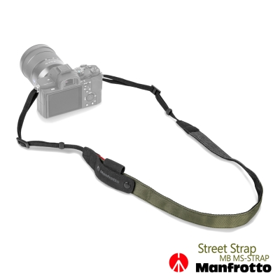 Manfrotto 街頭玩家微單眼相機背帶 Street CSC Camera ...