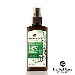 波蘭Herbal Care馬尾草快速呵護順髮噴霧(改善受損/分岔髮質)200ml