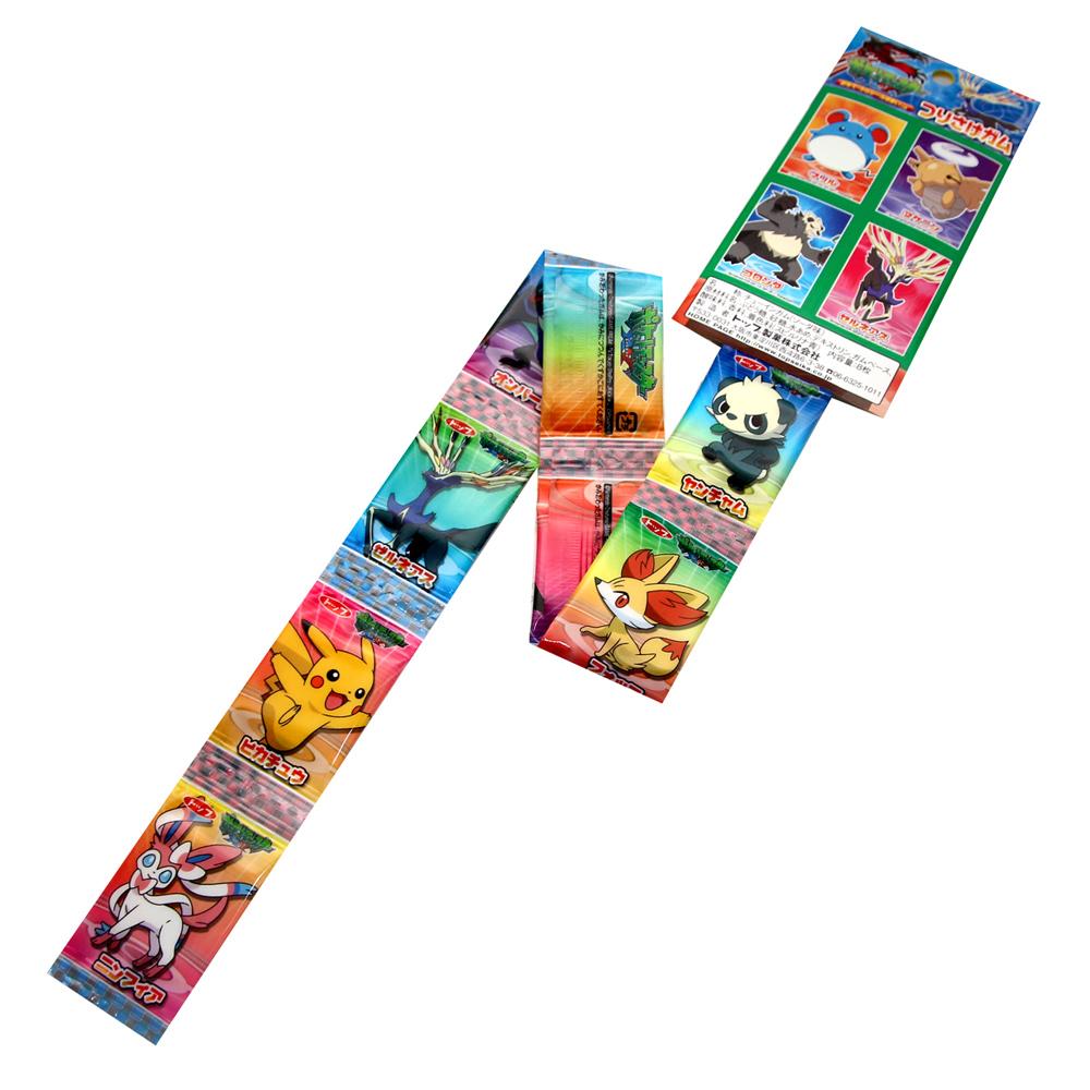 神奇寶貝 口香糖-附貼紙(30g x2條入)