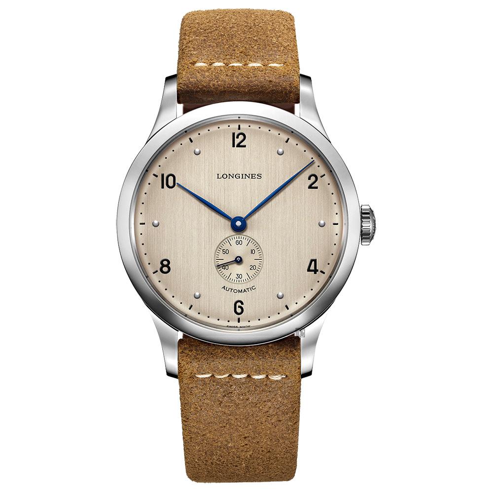LONGINES浪琴 HERITAGE 1945 復刻小秒針機械錶-40mm