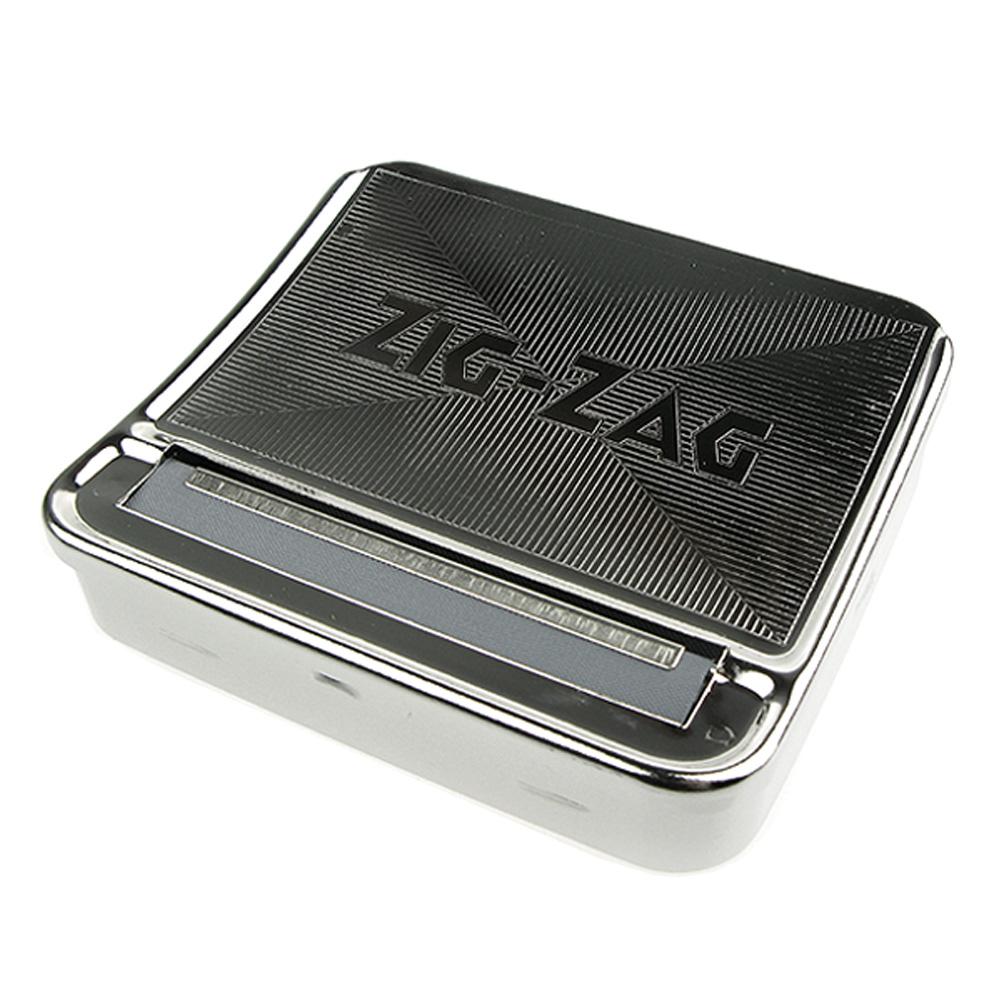 【ZIG-ZAG】金屬製自動捲煙器-法國進口