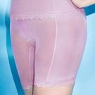 推Audrey-柔情魔塑 長型修飾束褲(柔情紫)