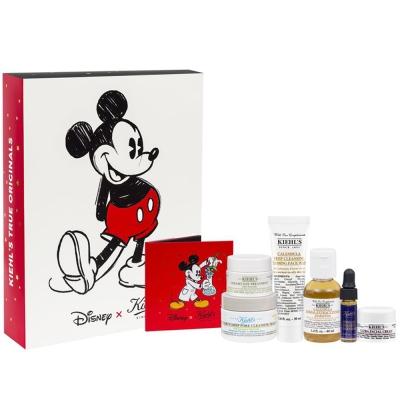 Kiehls x Disney聖誕倒數日曆書 2017限量迪士尼米奇版