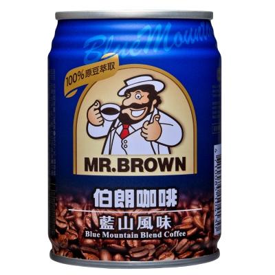 金車 伯朗咖啡-藍山風味(240mlx24罐)