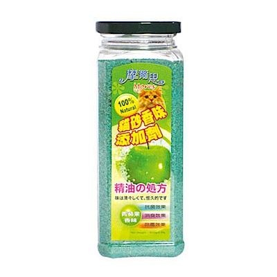 摩爾思 貓砂添加劑 青蘋果香味 850g