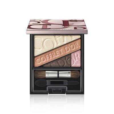 Kanebo佳麗寶 COFFRET D'OR光透色眼影盒3.5g (2色)