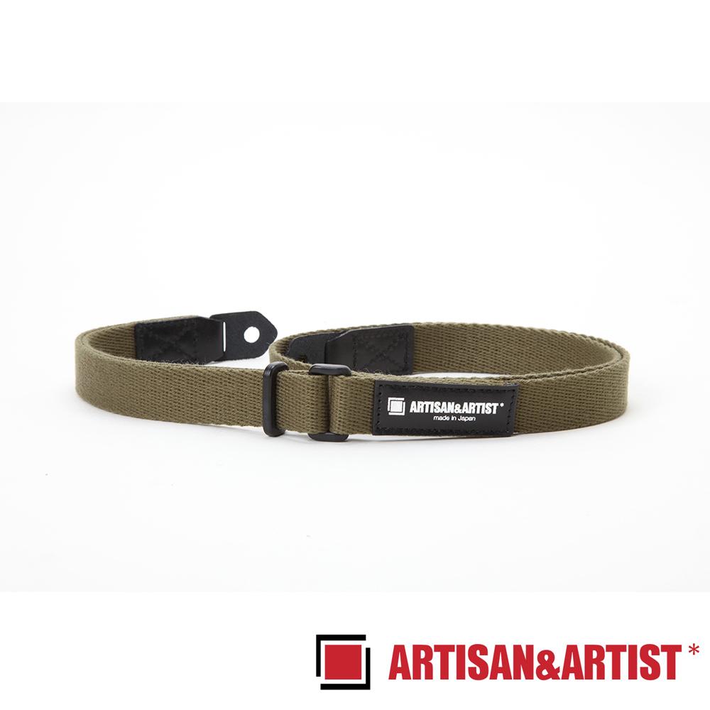 ARTISAN & ARTIST 經典款相機背帶 ACAM-108(卡其)