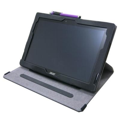 EZstick-Acer Iconia Tab10 A3-A30 旋轉皮套-手掌紋