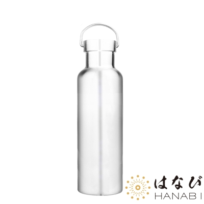 HANABI賀娜 316不鏽鋼運動保溫保冰瓶750ML