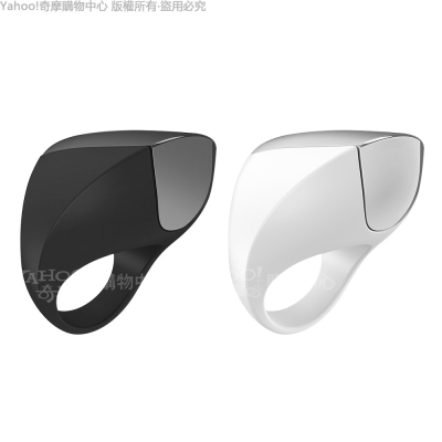 德國OVO A1 時尚男性 矽膠靜音時尚震動環 充電式(快速到貨)