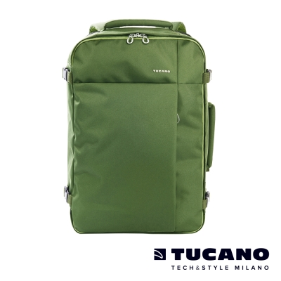 TUCANO TUGO 超大容量旅行後背包(L)-綠