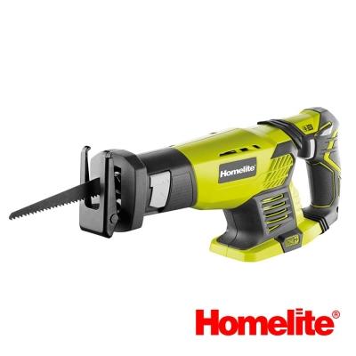Homelite 18V鋰電軍刀鋸(HRS1801M)