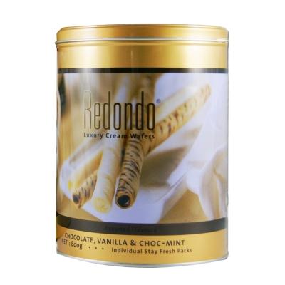 瑞登-歐式捲心酥-綜合-巧克力-香草-薄荷巧克力-800g