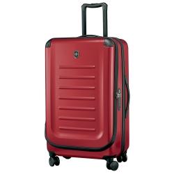 VICTORINOX 瑞士維氏Spectra 2.0輕量硬殼可擴充30吋行李箱-紅