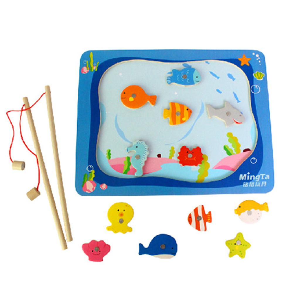MingTa 海洋釣魚遊戲組