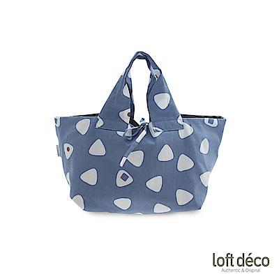 Loft Deco | Triangle | 純棉手袋