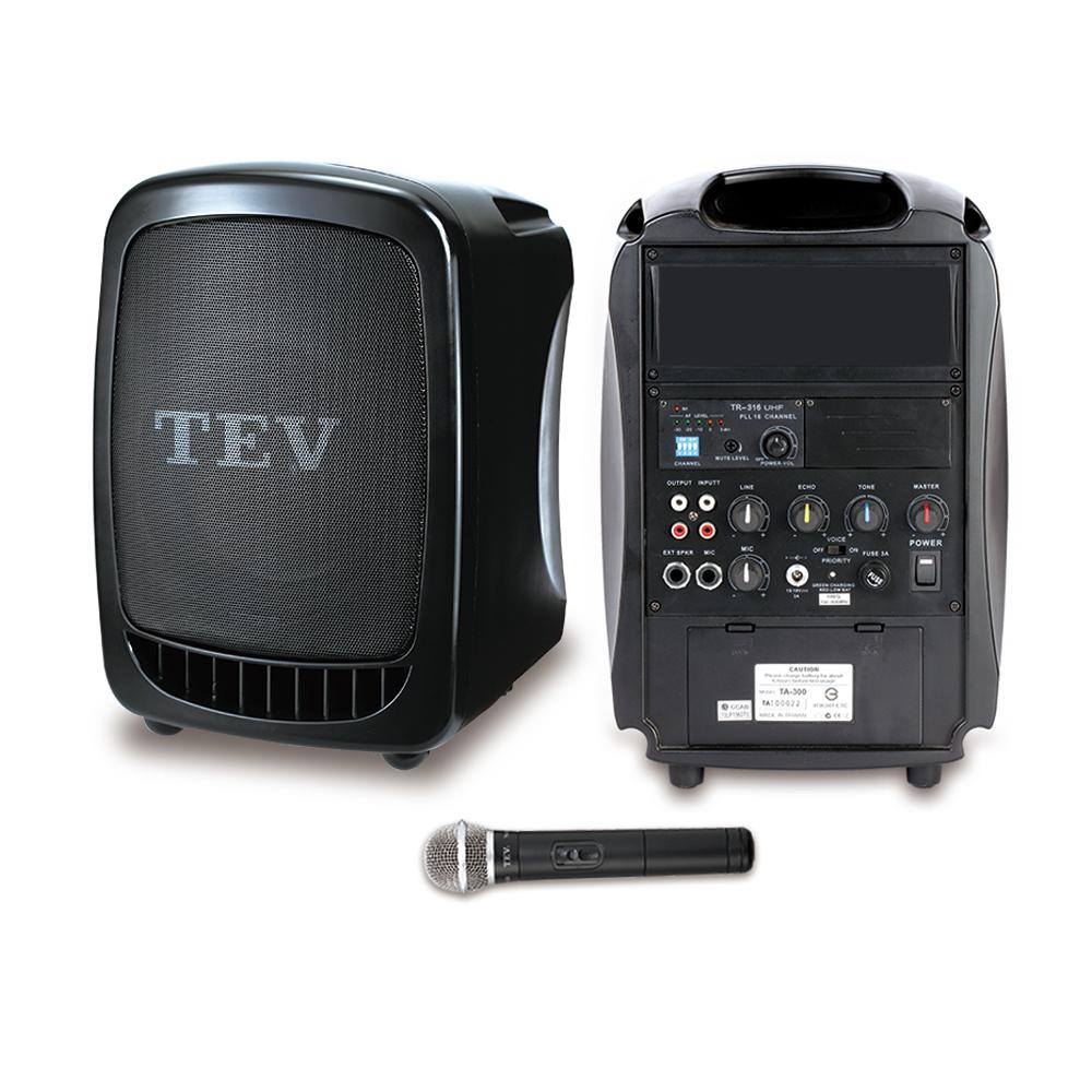 TEV 單頻無線擴音機 TA300A-1