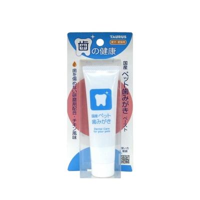 TAURUS 金牛座 口腔清潔系列 犬用寵物牙膏  38 g x  1 入