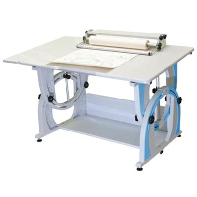 時尚屋 KIWI兒童成長加寬多功能繪圖書桌G115-F