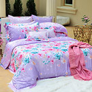 義大利La Belle 花之饗宴 雙人天絲四件式被套床包組
