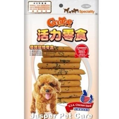 GooToe活力零食 黑芝麻雞肉蛋捲 88g~CR82~