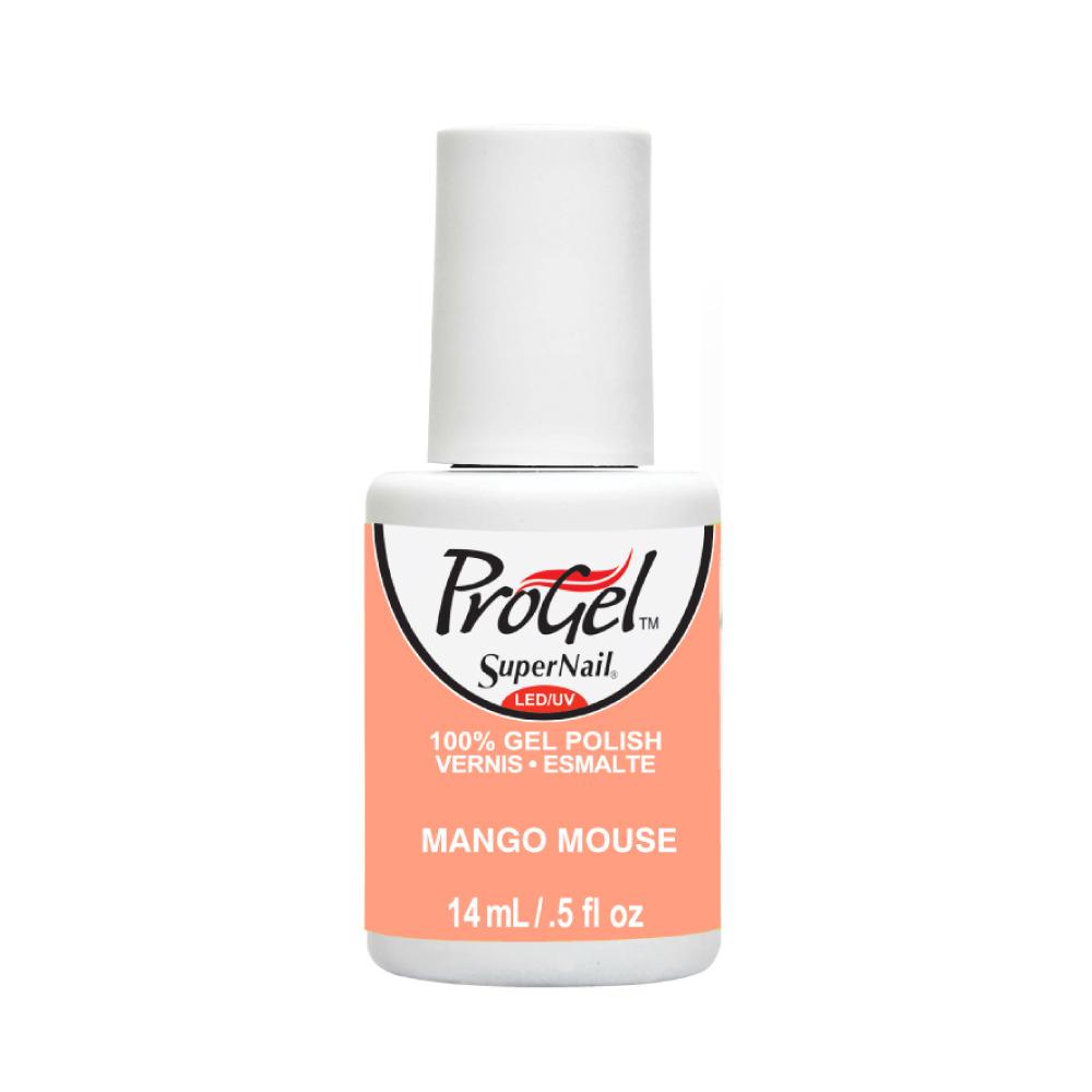 SUPER NAIL 美國專業光撩-81452 Mango Mouse 14ml