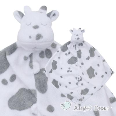 美國 Angel Dear 動物嬰兒安撫巾 (小乳牛)