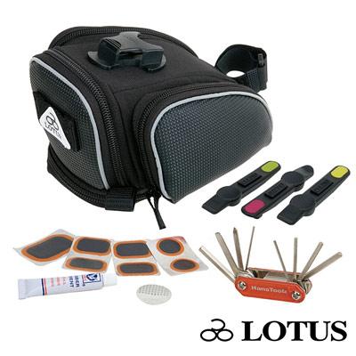LOTUS 多功能工具快拆座墊袋組