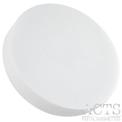 ACTS 維詩彩妝 高密度Q海綿 厚切圓形 2入