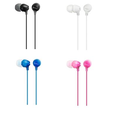 SONY輕量型內耳式耳機MDR-EX15LP
