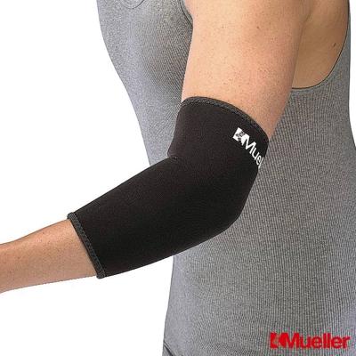 MUELLER慕樂 Neoprene肘關節護套 黑色(MUA414)