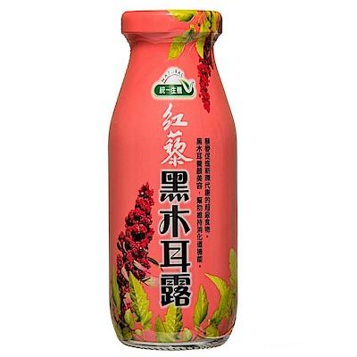 統一生機 紅藜黑木耳露(200mlx24瓶)