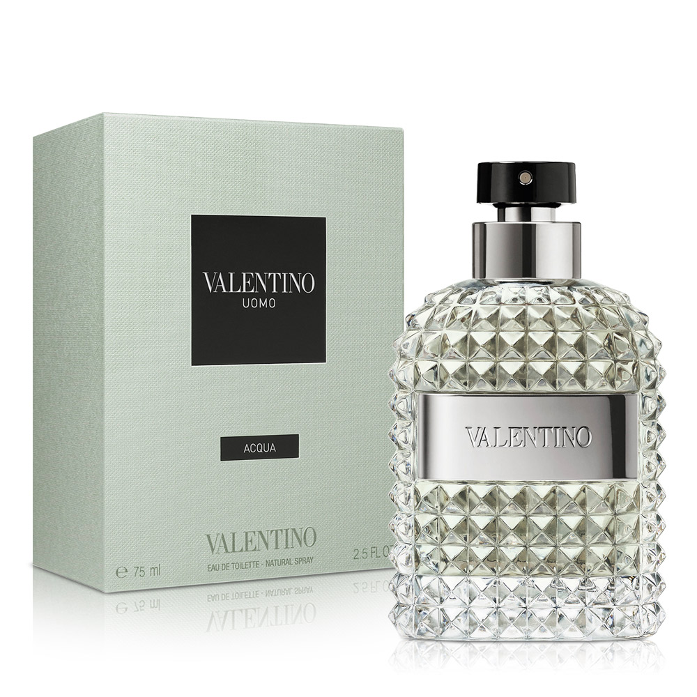 VALENTINO UOMO 迷漾男性淡香水75ml