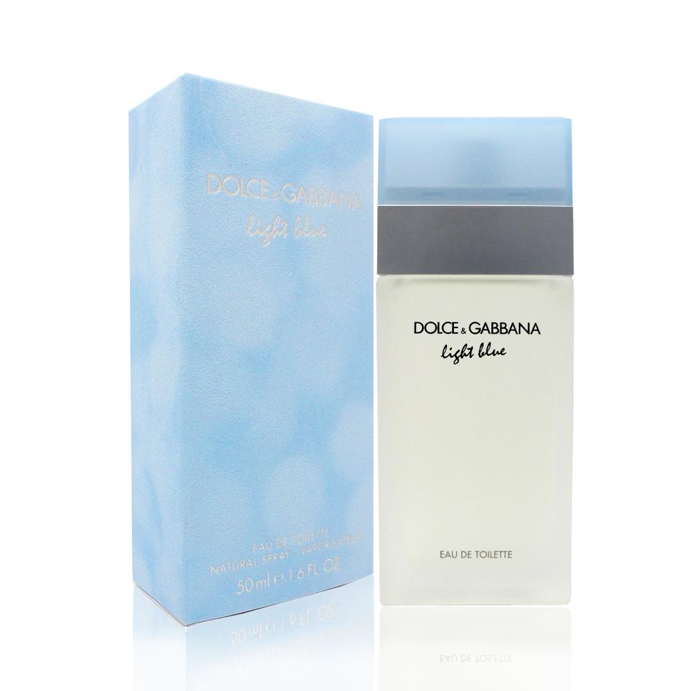 Dolce & Gabbana Light Blue淺藍女性淡香水50ml