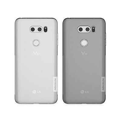 NILLKIN LG V30/V30+ 本色TPU軟套