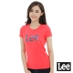 Lee 短袖T恤 宮貴花logo圖案印刷-女