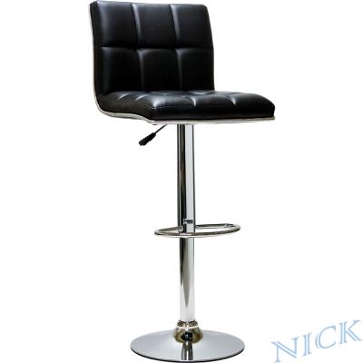 【NICK】中背透氣皮吧檯椅
