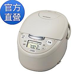 TIGER 虎牌 日本製10人份tacook微電腦多功能炊飯電子鍋/JAX-R18R-CX