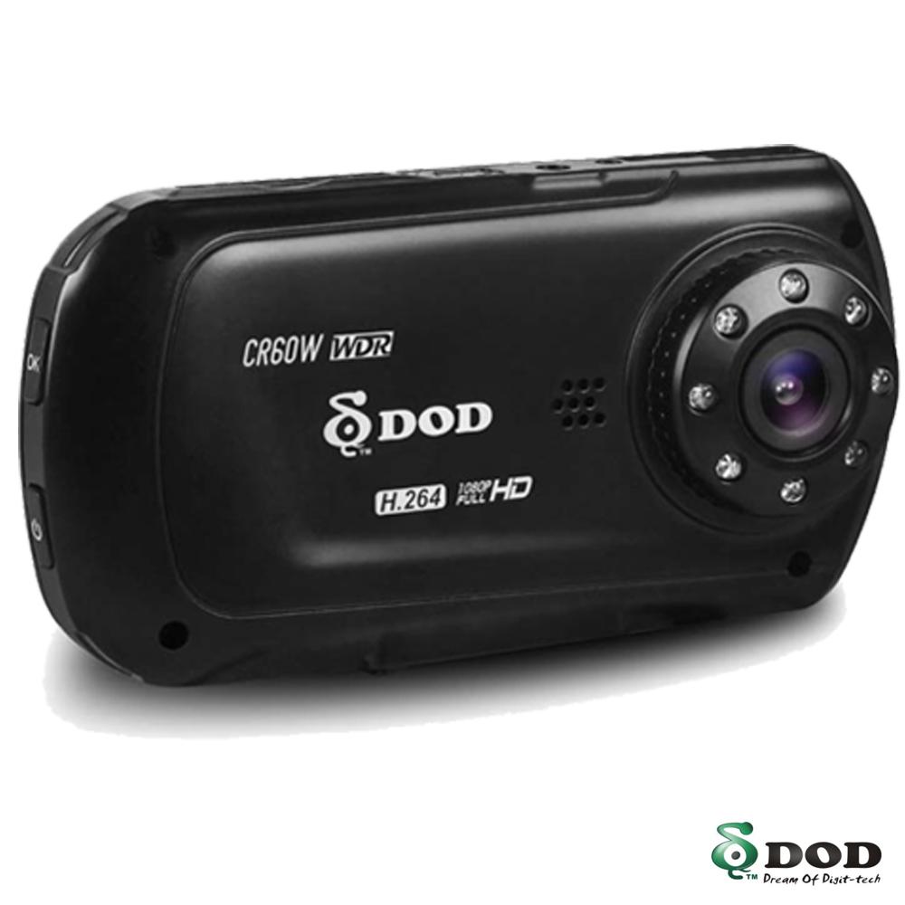 DOD CR60W WDR 1080P高解析行車記錄器