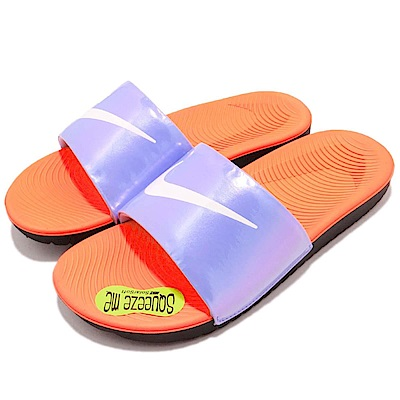 Nike 拖鞋 Kawa Slide SE 女鞋 童鞋 @ Y!購物