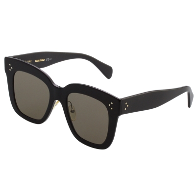 CELINE-時尚方框 太陽眼鏡 (黑色)CL41444S