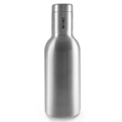 Driver時尚冷熱兩用保溫瓶580ml-不鏽鋼