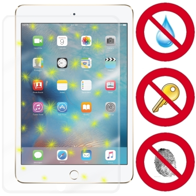 D&A Apple iPad mini 4 (7.9吋)電競玻璃奈米5H螢幕保護貼