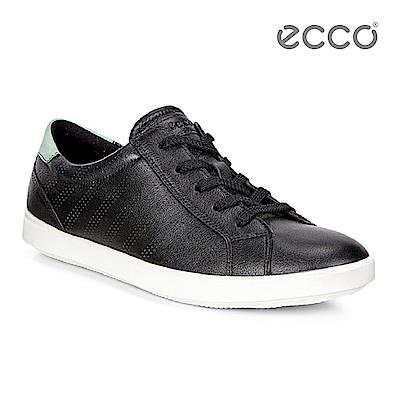ECCO AIMEE 經典輕巧休閒鞋-黑